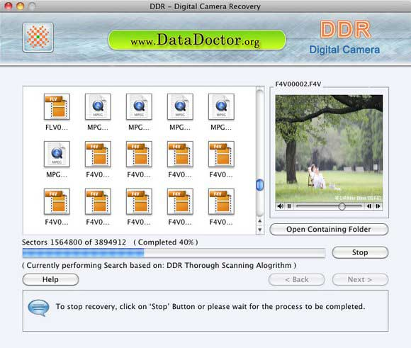 Mac Picture Recovery 4.0.1.6