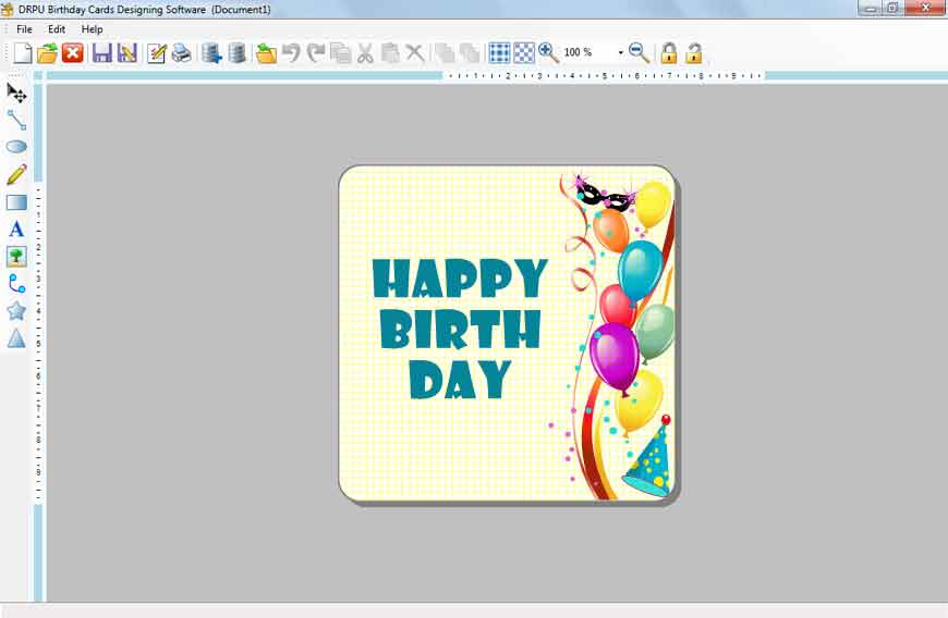 Printable birthday cards designer software design handmade birth – Free Birthday Card Software
