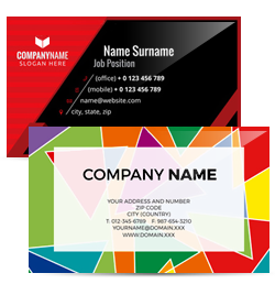 Business Card Designer Software Visiting Security Card Creator Tool