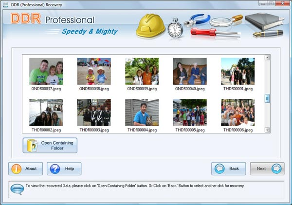 best professional data recovery software free
