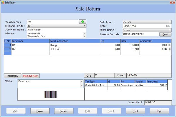 Stock Buying Software