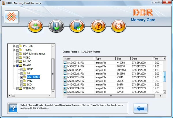 power data recovery free download memory card